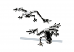 """Froggy"" - the decoration frog - set of 2"